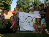Klub Cleo - dětská olympiáda